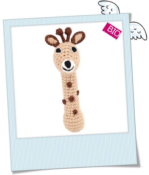 Häkel Giraffe