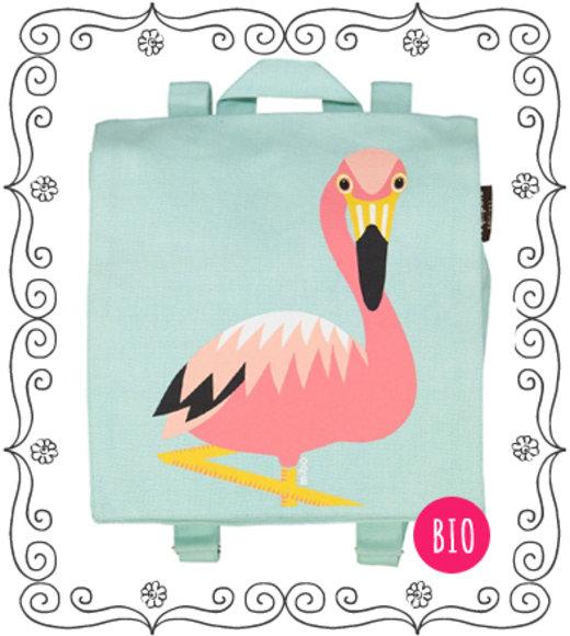 coq en pate Rucksack Flamingo
