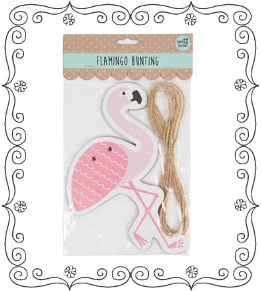 Flamingo Girlande sass belle