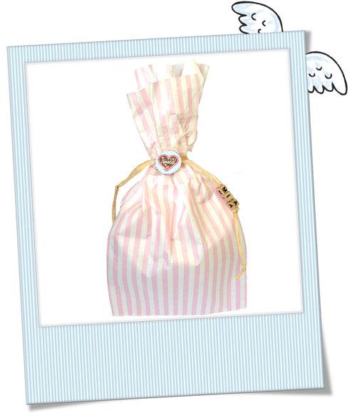 Geschenkverpackung Baby