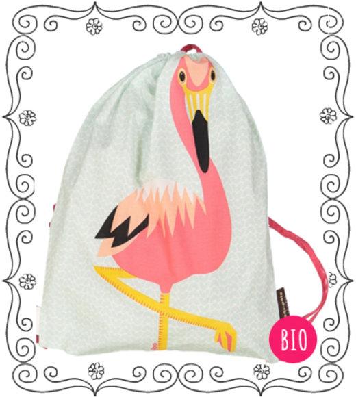 Turnbeutel Flamingo - coq en pâte